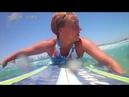 UNUVERSAL SURFERS: ENTER: Kelsey Lynne Brown July 3, 2018, Huntington Beach, Surf City, California