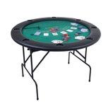 Стол для покера (складной, 8 мест)