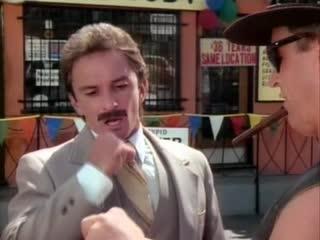 СЕРИАЛ КУВАЛДА.  / Sledge Hammer!. (1987-1988). 5 СЕРИЯ