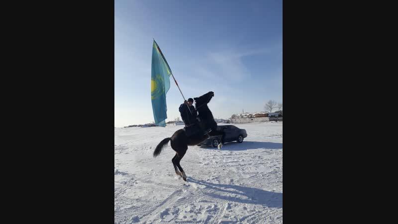 Атқа міну мәдениеті Сәтпаев ауылы Баянауыл ауданы