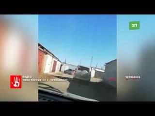 Челябинские полицейские арестовали подозреваемого в серии краж из гаражей