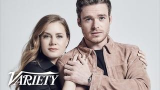 Amy Adams & Richard Madden - Actors on Actors - Full Conversation https://vk.com/topnotchenglish