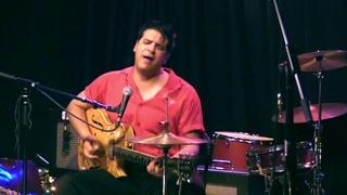Bloodshot Bill at the Swelltune Records Holiday Shindig! (3) #rockabilly #onemanband