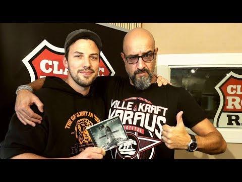Alexander Wesselsky im Interview bei CLASSIC ROCK RADIO