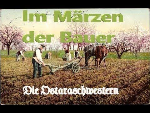 Im Märzen der Bauer Die Ostaraschwestern