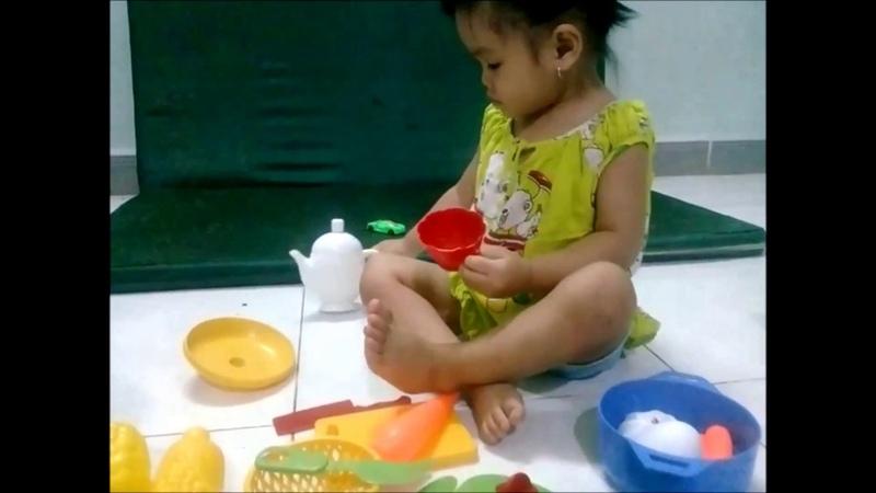 Trò Chơi Bé Nấu Ăn - Cà Rốt Làm Đầu Bếp || Thanthu Kids TV