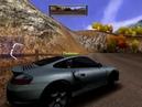 NFS Hot Pursuit 2 (2002) - Police Ford Mustang SVT Cobra R (Дорога в Альпах, зеркало вперед)