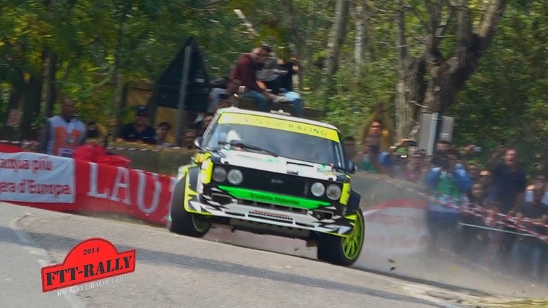 Rally Legend 2018 HD Best moments Mistakes Sideways Big Show by FTT Rally