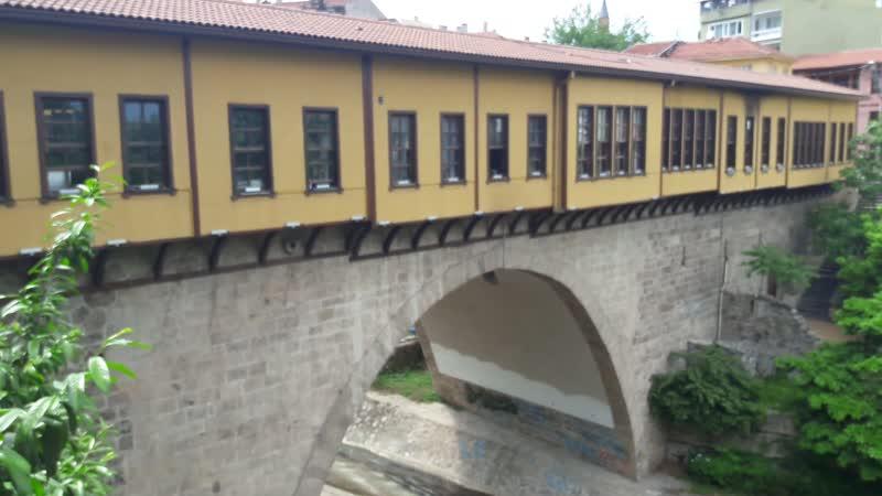 BURSA Irgandı Köprüsü ve Sanat çarşısı