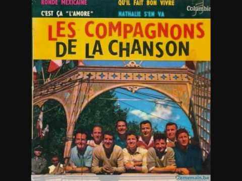 Kalinka, par les Compagnons de la Chanson (French version of Kalinka)
