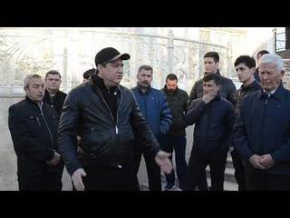 """""""Мы не имеем право жить у себя на Родине и выражать свою волю?"""" — Рустем Ниметуллаев."""