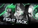 「AMV 」Anime Mix - Fight Back