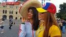 Euforia en Moscú tras la victoria de RUSIA sobre ESPAÑA en penales...