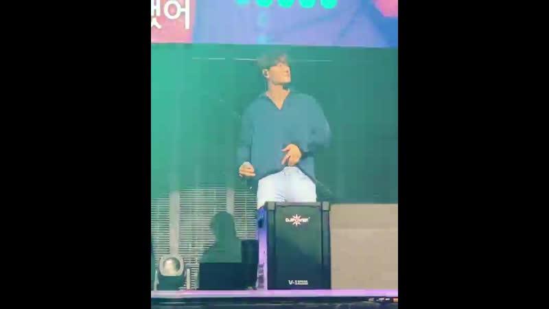(19.09.2019) Ким Джон Кук на KB Forever Love Concert!