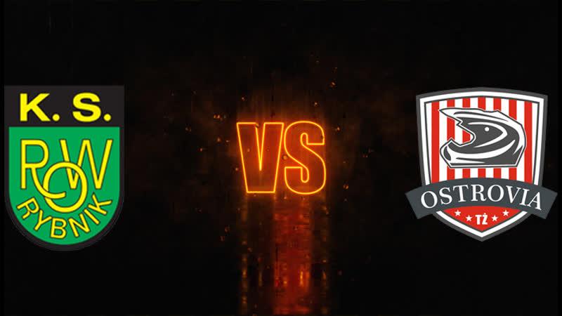 Speedway 08.09.2019. Nice 1 Liga Arged Malesa TŻ Ostrovia VS PGG ROW Rybnik 14-15 заезд