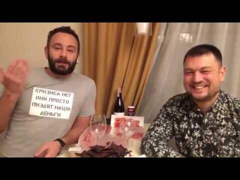 16 Два брата акробата - Саша и Сергей Дубинский. Сепарское отродье.