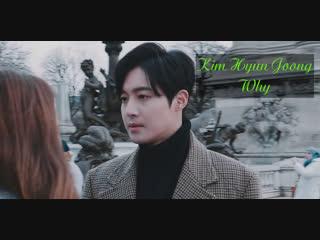 рус. суб.Kim Hyun-joong - WHY MV караоке