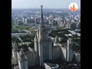 Москва вошла в число 50 лучших студгородов мира