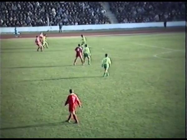Добруджа Добрич - ЦСКА София 3:1 (25.11.1992 г.)