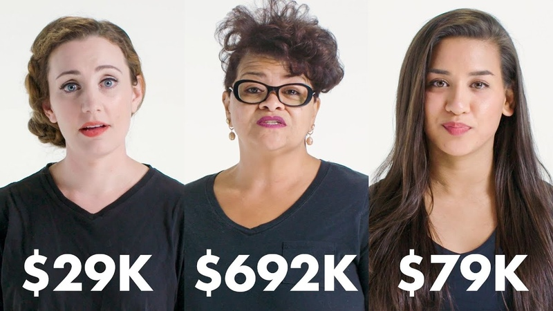 Women with Different Salaries on What Theyre Saving For   Glamour vk.comtopnotchenglish