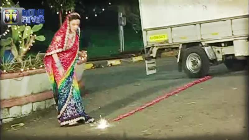 Diwali Celebration Diya Aur Baati Hum 11th November 2013 Ep 587 11th November Full Episode