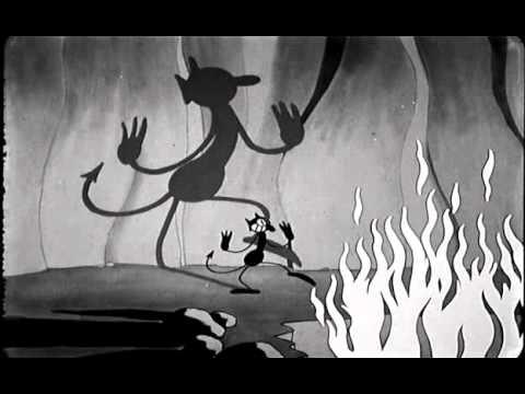 Silly Symphonies Hell's Bells Les Cloches de l'Enfer