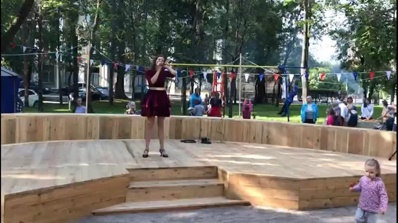 Виктория Хазанова-Представь себе ...