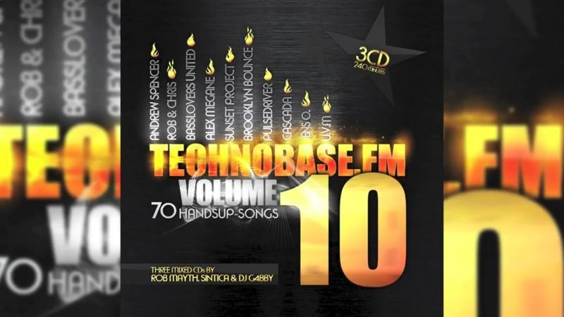 Damn-R - I Don´t Care (Lunatic D.J.T.M. Remix) __ TECHNOBASE.FM 10 __