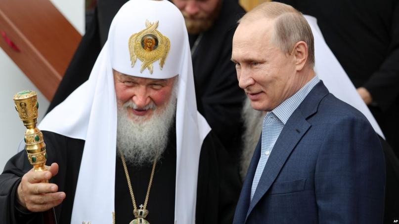 Кирилл или Вячеслав? Патриарх или Вор в Законе? | ВКонтакте