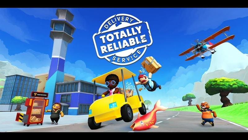 Totally Reliable Delivery Service android game first look gameplay español
