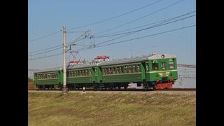 Поездка в кабине СР3-1668. 2007 г.