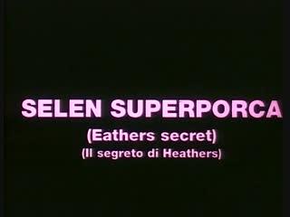 1993 selen superporca selen in heat il secreto di heather heather's secret