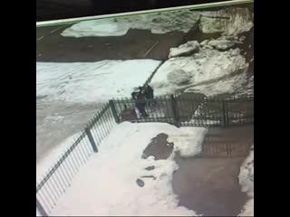Нападение на полицейского в Нижнекамске