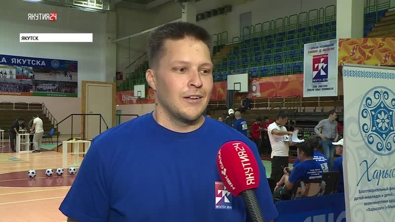 Первый республиканский чемпионат по кибератлетике прошел в Якутске