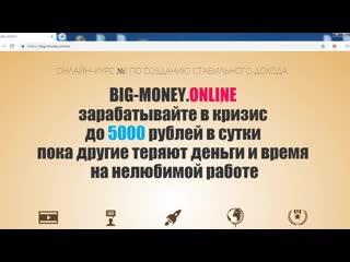 и Андрей Тарасов принесут до 5000 рублей в день Честный отзыв