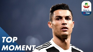 Ronaldo On Target with Lethal Strike!  | Juventus 3-0 Frosinone | Top Moment | Serie A