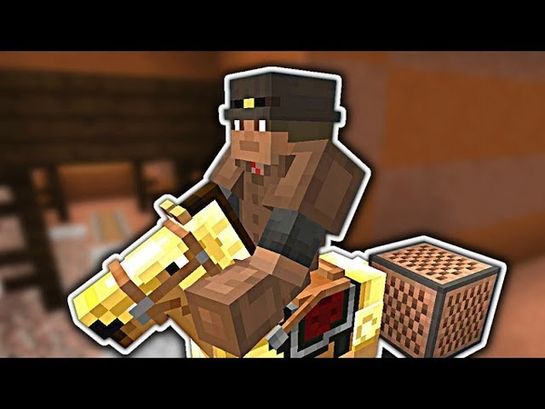 Old Town Road Minecraft Parody (Cave Down Low feat. Payyy)
