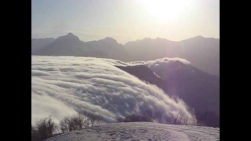 Oblaka vniz