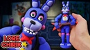 MAKING ROCKSTAR BONNIE ★ FNAF 6 Freddy Fazbear's Pizzeria Simulator