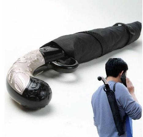 Зонт-пистолет