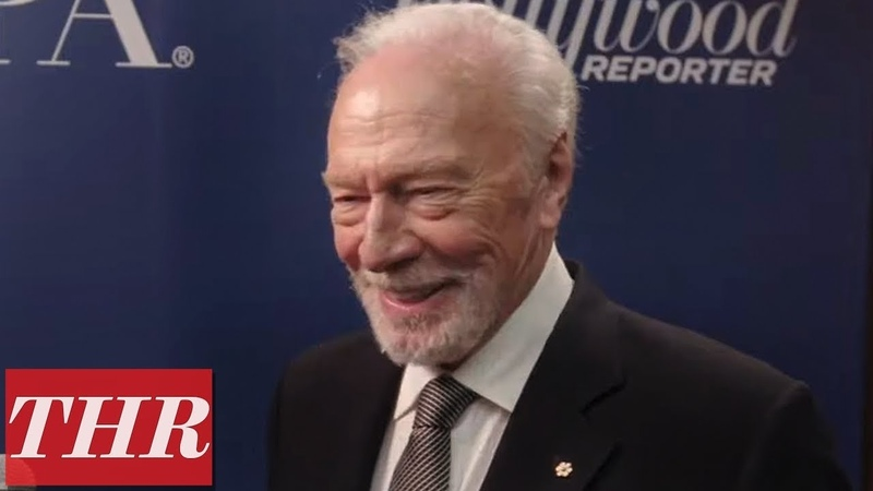 'Knives Out' Star Christopher Plummer on Writer/Director Rian Johnson's Originality | TIFF