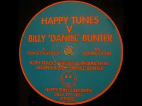 Happy Tunes Billy Daniel Bunter Raging Desire HTR 005