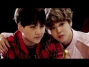 BTS YOONMIN 2013 2018 ЮНМИН Min Yoongi Park Jimin ariana grande no tears left to cry