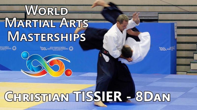Christian TISSIER - Aikido Master - Chungju Martial Arts Masterships (2019)
