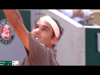 Roger Federer vs Stan Wawrinka QF French Open 2019 HD Highlights