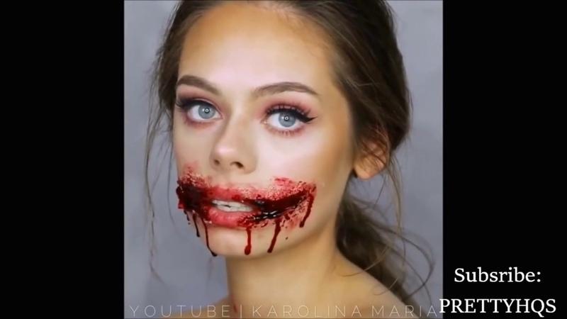 Top 15 Easy Halloween Makeup Tutorials Compilation 2019