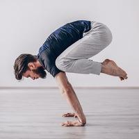 Логотип Yoga Art Нижний Новгород Йога Арт
