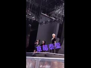 A video of kim seokjin brushing his hair back like that ok