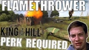 ARMA 3 KING OF THE HILL➤➤➤➤IRON FRONT 1944➤➤➤➤PERK FLAMETHROWER (Burning Asses Compelation)