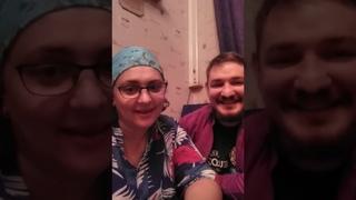 """В эфире иер.Сергий и матушка Светлана,  """"Ответы на вопросы"""""""